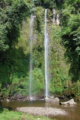 EMBUN WATERFALL, Pagaralam - South Sumatera