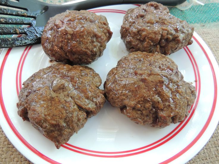 Christy's Smoked Burgers ~ http://www.southernplate.com