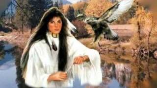 Native American ~ Spiritual Music ~, via YouTube.