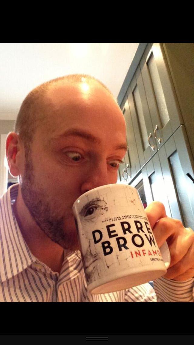 Derren Brown Infamous ❤️❤️❤️