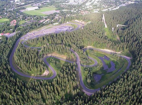 Ahvenisto Race circuit, Hämeenlina - Our legendary and vitality and the oldest operating motor sports arena, Ahvenisto - It has been the most important part of almost all motor sports top athletes in the development of the road to the stars - just as it has been for hundreds of thousands of enthusiasts for a long time the only place of performance in southern Finland.
