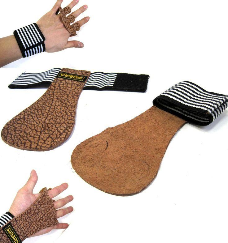 Uniqworld - Sunbird Leather Heavy Weight Lifting Straps, $12.50 (http://www.uniqwd.com/sunbird-leather-heavy-weight-lifting-straps/)
