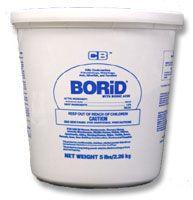 Borid Boric Acid Dust. #pestcontrol #cockroach