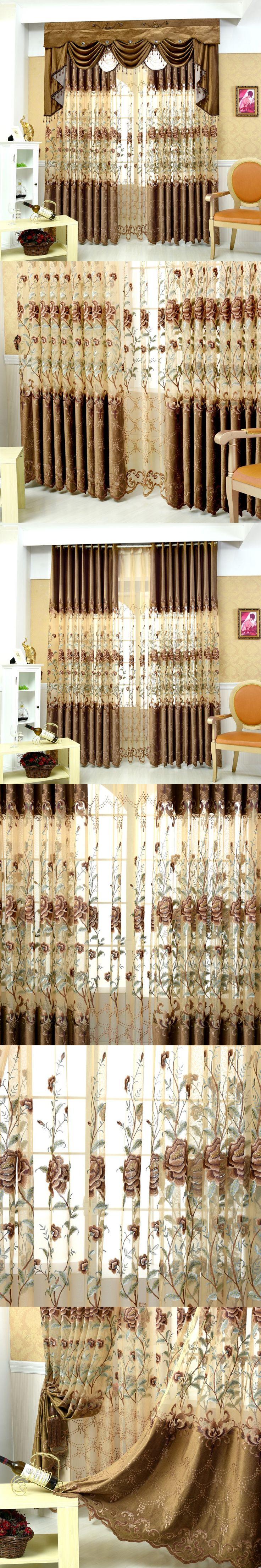 Best 25+ Luxury curtains ideas on Pinterest | Luxury living rooms ...