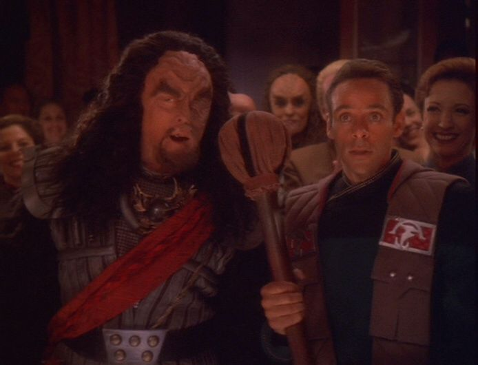 151 best Star Trek Deep Space 9 images on Pinterest Deep space - dr bashir i presume