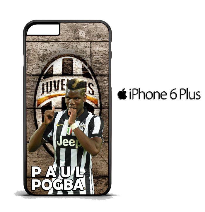 Paul Pogba Juventus X3190 iPhone 6 Plus | 6S Plus Case