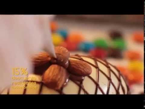 trata de la chocolate