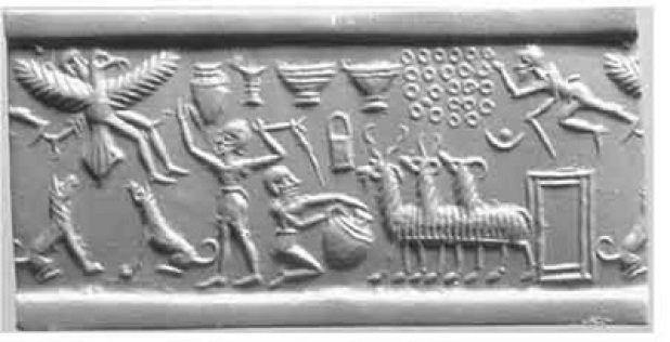 Alienígenas e a antiga Suméria - OVNI Hoje! : OVNI Hoje!