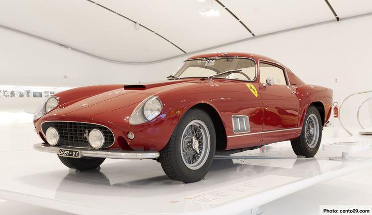 Ferrari 250 GT TDF, 1956