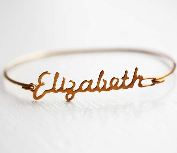 Vintage Name Bracelets wear your grandmothers name