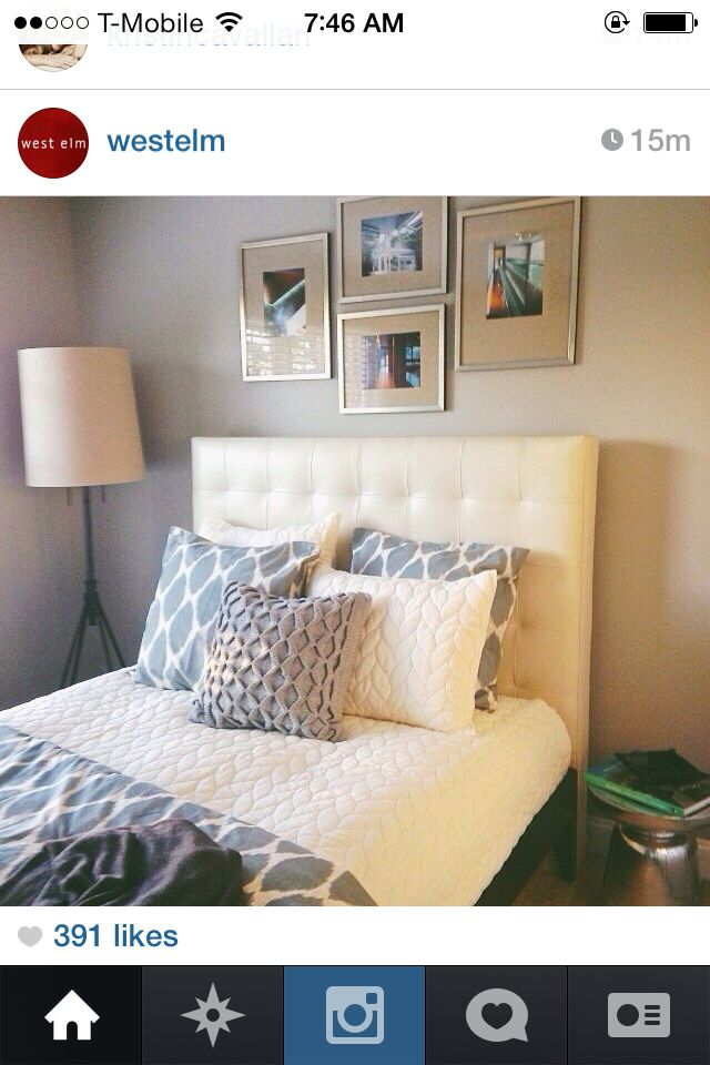 Bedding Ideas From West Elm