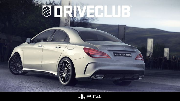 Mercedes-Benz CLA keyfi PS 4'de yer alacak