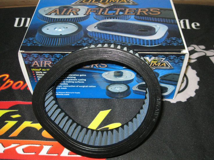 Ultima Performance Air Filter for S&S Super E & Super G | eBay Motors, Parts & Accessories, Motorcycle Parts | eBay!
