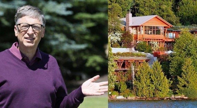 11 фотографий, сделанных в доме одного из самых богатых людей мира