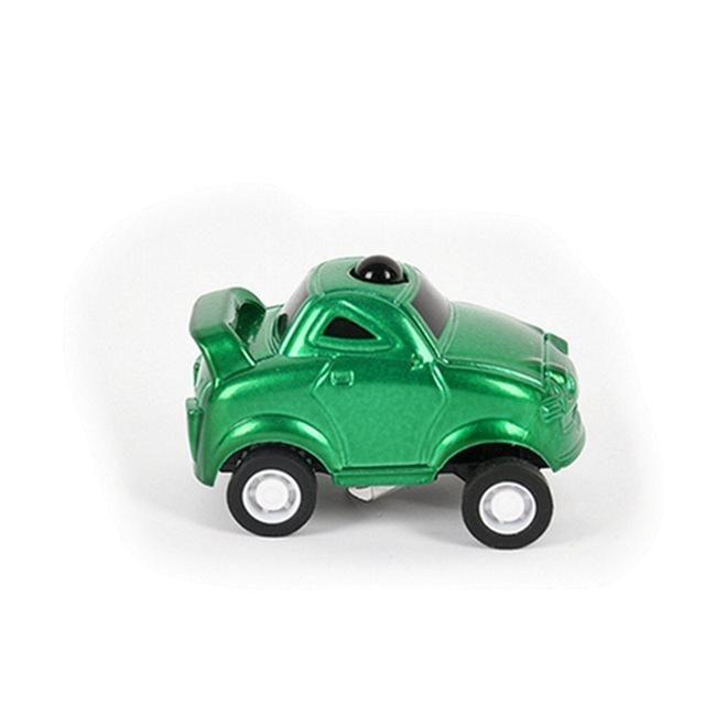 New Christmas ball plastic Mini-Speed Radio Remote Control Racing Car Toy Super Mini Remote Control Car Creative Christmas Bal