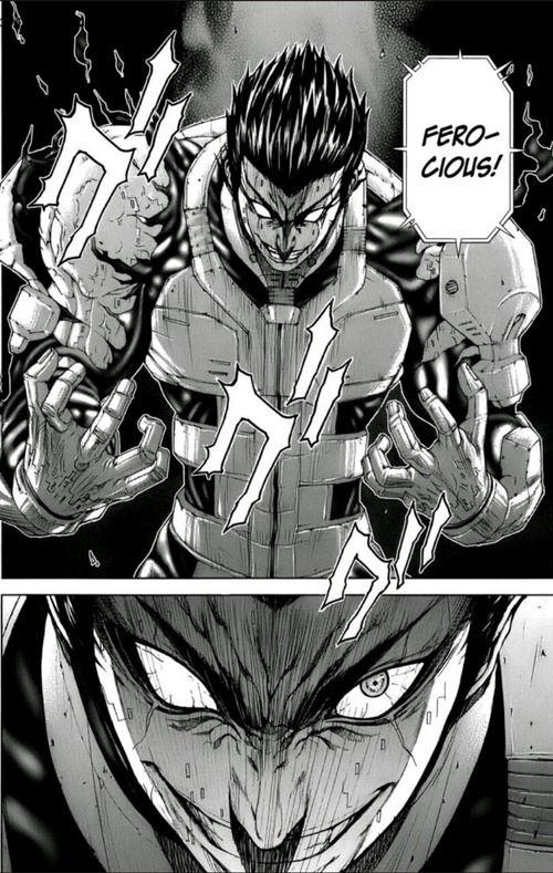 Terra Formars #manga