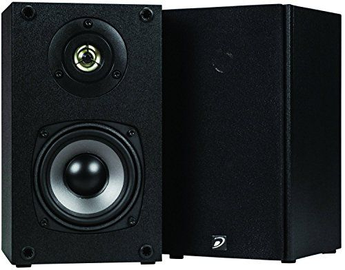 """Don't judge a speaker by its size! The #Dayton Audio B452 4-1/2"""" bookshelf speaker is the smallest in the Dayton Audio family, but the sound is big. A newly-desi..."""