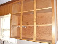 The Remodeled Life: DIY - Painting Knotty Pine Cabinets