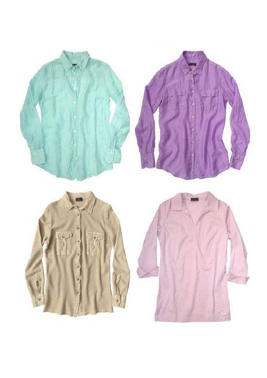 Dalla Kennedy, modello ispirato alla Jackye regina incontrastata di stile, alla versione in seta tinto capo.. Le consistenze dei tessuti leggeri, le maglie traforate, le trasparenze dei capi in misto seta, i materiali sofisticati sono ciò che da sempre caratterizzano le collezioni firmate Fred Perry.  Leggi tutto: http://www.leichic.it/moda-donna/nuovi-colori-per-le-shirt-fred-perry-29412.html