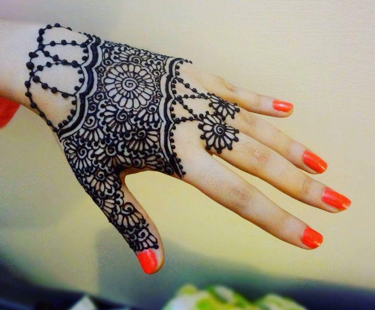 Henna Mehndi Love : Henna mehendi designs u page shruti s