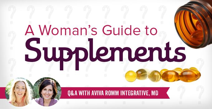Find out how to support your health through the years with a strong supplement plan with Kris Carr & Aviva Romm in their latest Q&A.