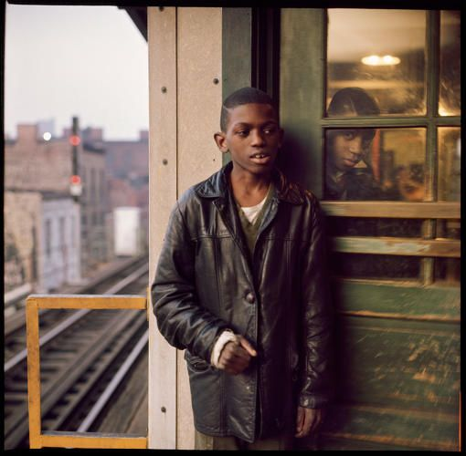 5 | Danny Lyon's Unseen Photos Of NYC Subway Riders In The '60s | Co.Design | business + design