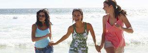 Girls Getaway Beach Vacation - Florida Gulf Coast - WaterColor Inn & Resort, Santa Rosa Beach, FL.  http://www.watercolorresort.com/
