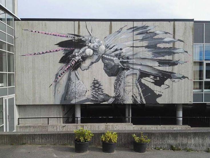 Nuart recently invited Pure Evil (UK) and AFK (NO) to produce two new artworks for their on-going public art programme: the Nuart Sandnes Art Trail. Based on a shared desire to activate Sandnes city centre through the creation of street art murals, art installations and interventions the official trail in May 2016 and you can …