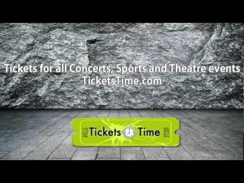 Tickets for all Concerts, Sports and Theater events TicketsTime.com  Get 5% discount off all tickets enter promo code Time5 at checkout on http://www.TicketsTime.com