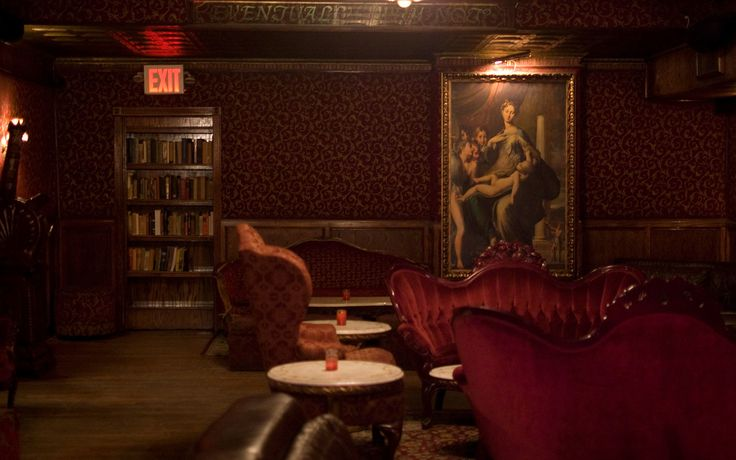 The Back Room: Of all the hidden bars in the city, the Back Room is one of the few that actually served as a speakeasy during Prohibition. (It was run by notorious gangsters Lucky Luciano and Meyer Lansky.)