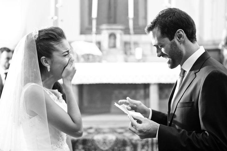 Votos de casamento: discurso do noivo na cerimônia - Foto Studio Paragem