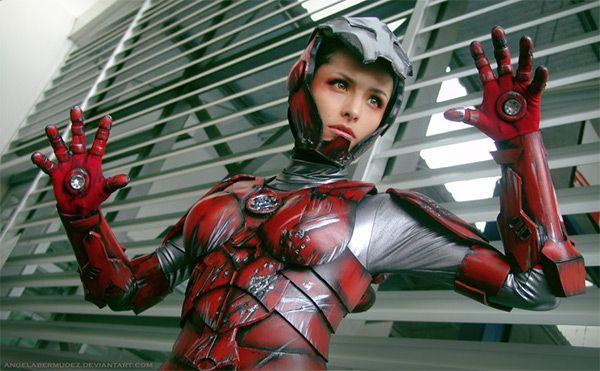 Un cosplay Iron Man trop sexy - Ze Blog Moisi de Mr Furieux - Gameblog.fr