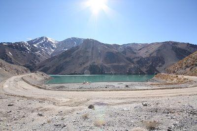 CHILE ES PAISAJE: EMBALSE LA LAGUNA, Región de Coquimbo