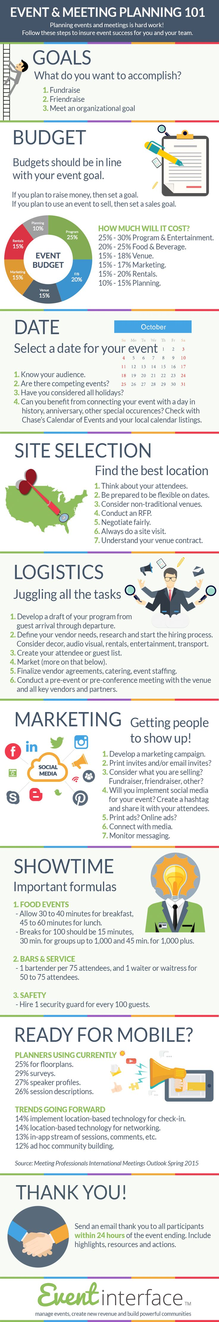 Best Event Planning Tips Images On   Event Marketing