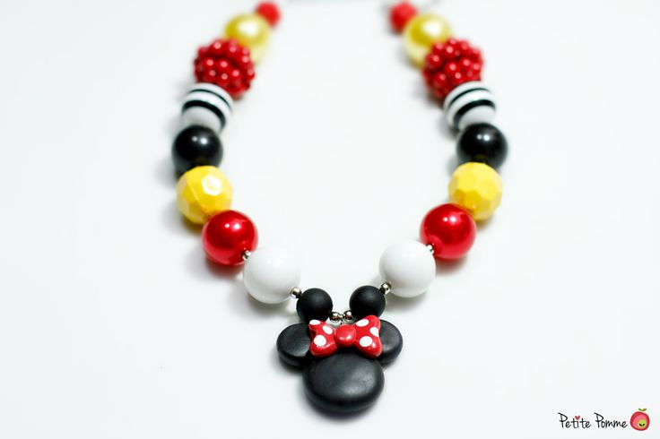 Collar Minnie