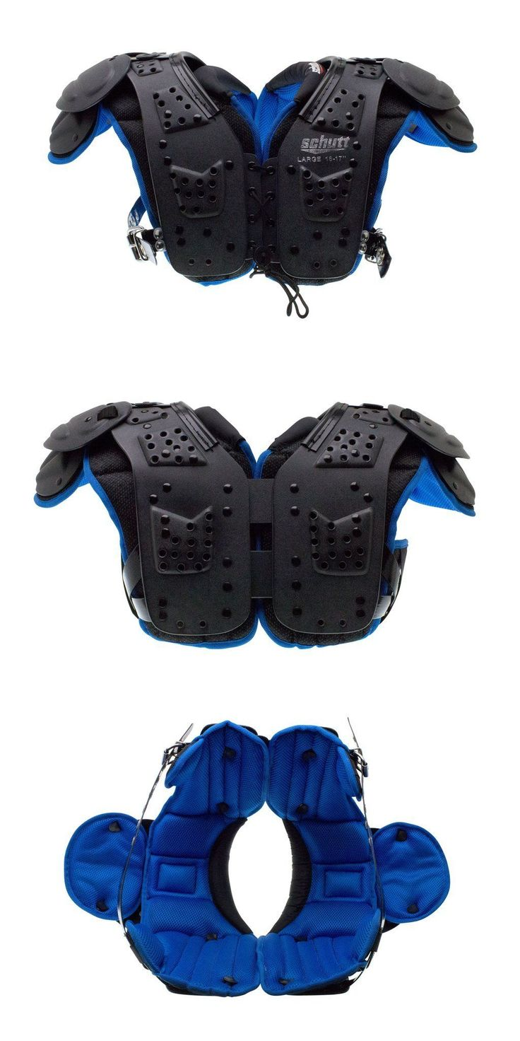 Protective Gear 21224: New 2017 Schutt T Flex Youth Football Shoulder Pads - 8024570 -> BUY IT NOW ONLY: $108.99 on eBay!
