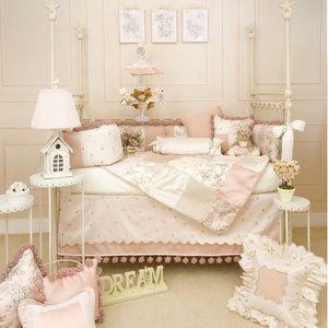 Glenna Jean Madison 4 Piece Crib Bedding Collection