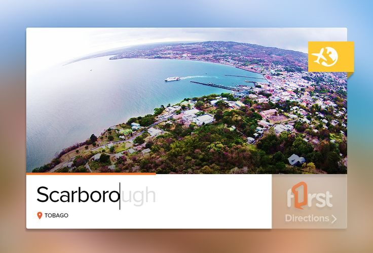 Tobago's capital of Scarborough offers the most bustling atmosphere you'll find on this otherwise laid back island. If you're heading in that direction for Jazz on the Waterfront, we've got a few suggested detours before you make your way to the concert.