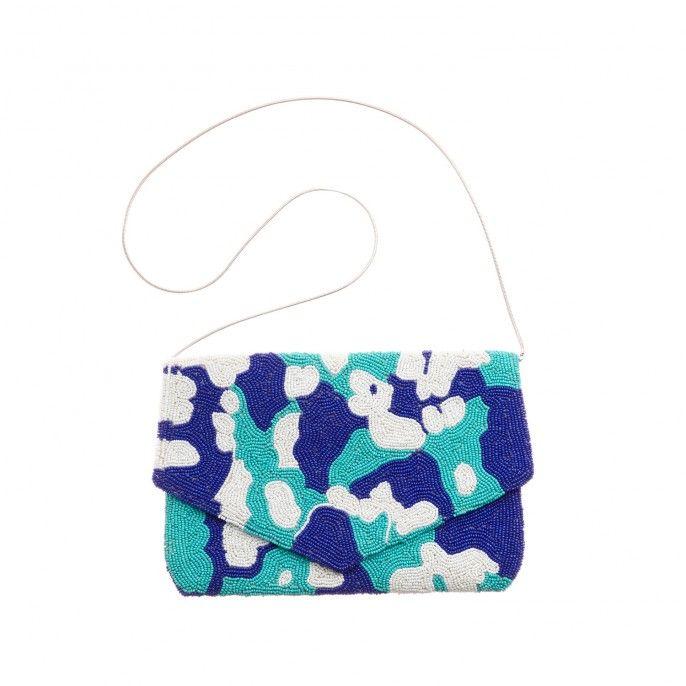 Flowers Handtasche