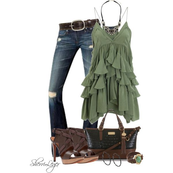 """Untitled #698"" by sherri-leger on Polyvore"
