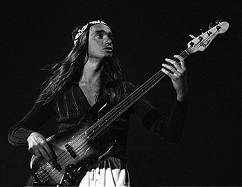 Metallica's Trujillo Rescues Jaco Pastorius' Bass of Doom. Great story about the sentimental value of a guitar and how it now inextricably links two great artists in time.