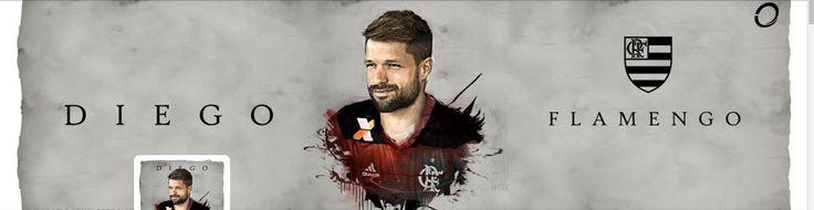 """Efeito Flamengo e """"operação de guerra"""" fazem Diego bombar na net #globoesporte"""