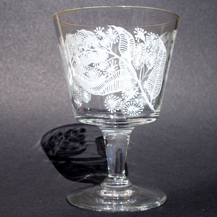 Chance glass CALYPTO early bucket shape wine glass, Harris
