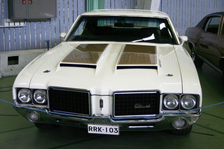 1972 Oldsmobile Hurst 455 H/O