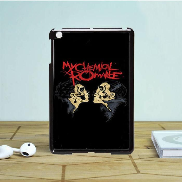 My Chemical Romance Kisses Logo iPad Mini 2 Case Dewantary