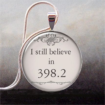 398.2 is the fairy tale section for the Dewey Decimal System...so cute and so nerdy- I absolutely need this.