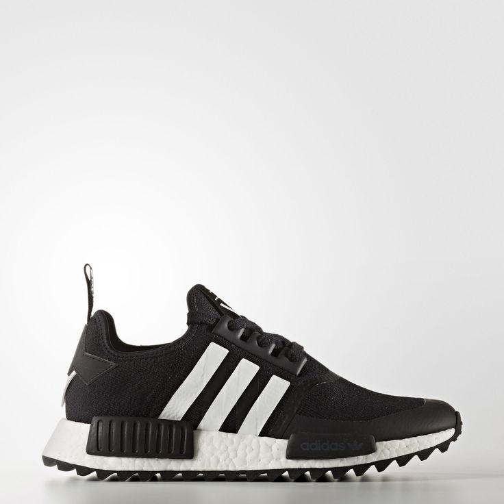 this new type Adidas White Mountaineering Nmd Trail Core Black Footwear  White bring me different feel.