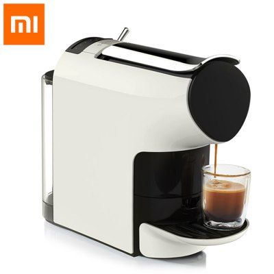 Just US$201.51, buy Xiaomi SCISHARE Capsule Espresso Coffee Machine online shopping at GearBest.com Mobile.