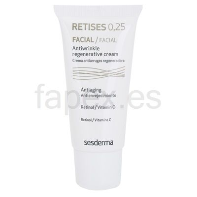Sesderma Retises crema renovadora con retinol y vitamina C | fapex.es