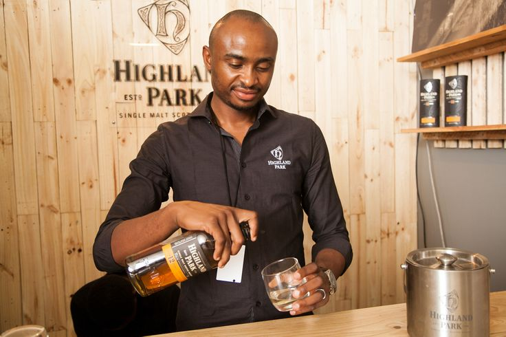 Highland Park Whisky at FoodWineDesign 2013